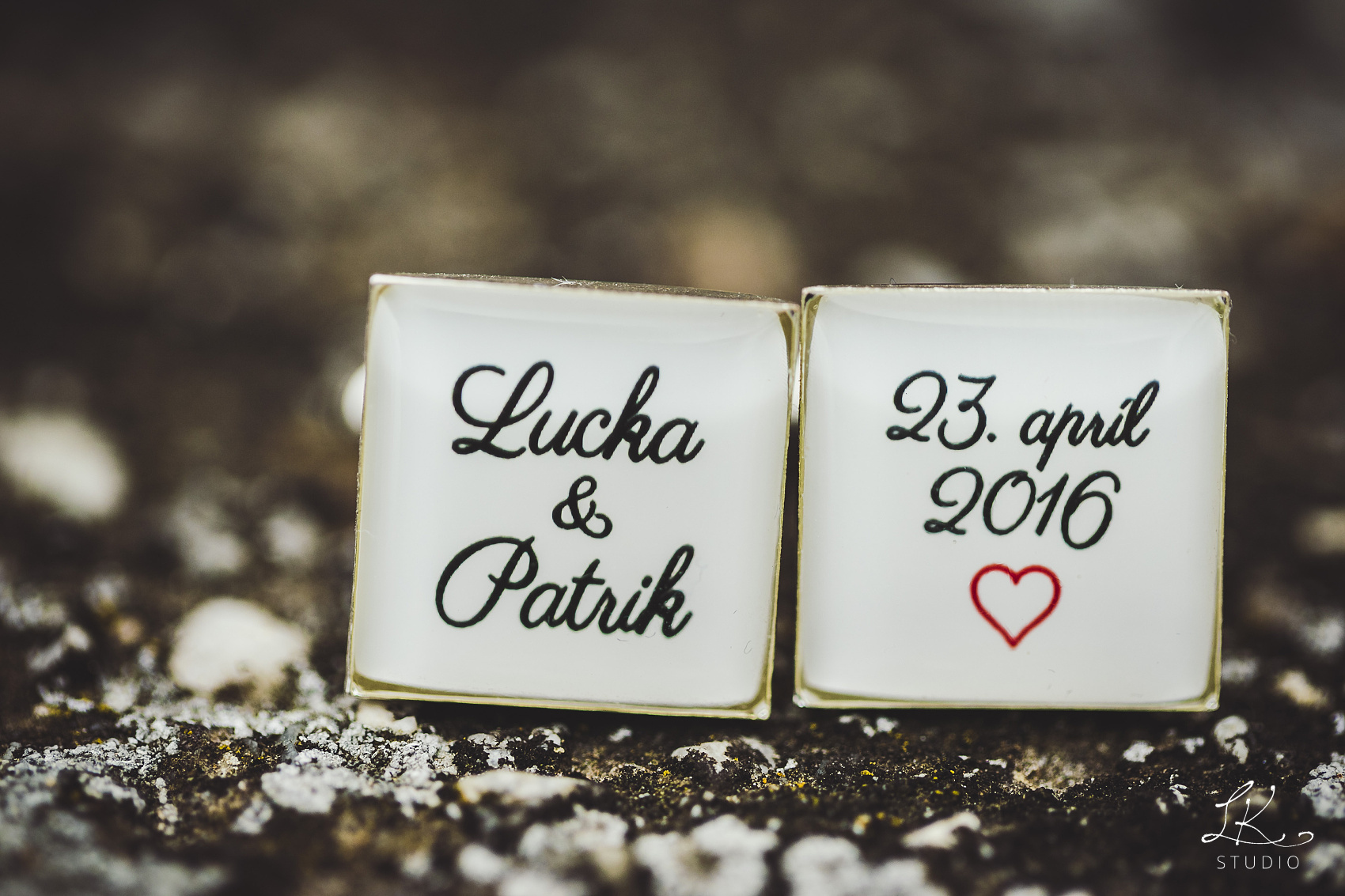 Lucka and Patrik