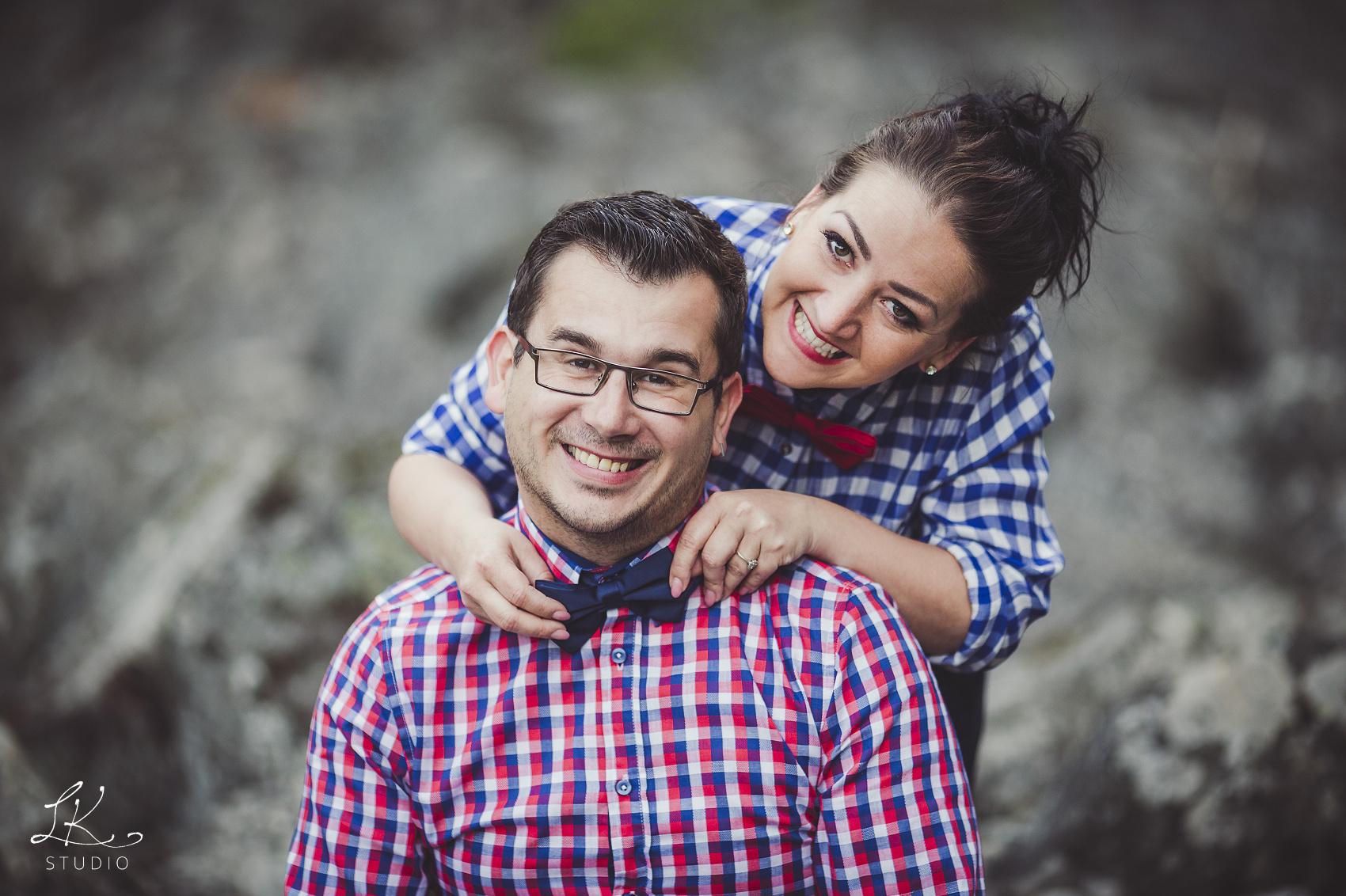 Danielka and Luboš